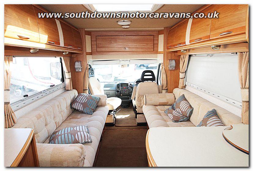 southdowns   used autocruise gleneagle peugeot boxer 2.8l low