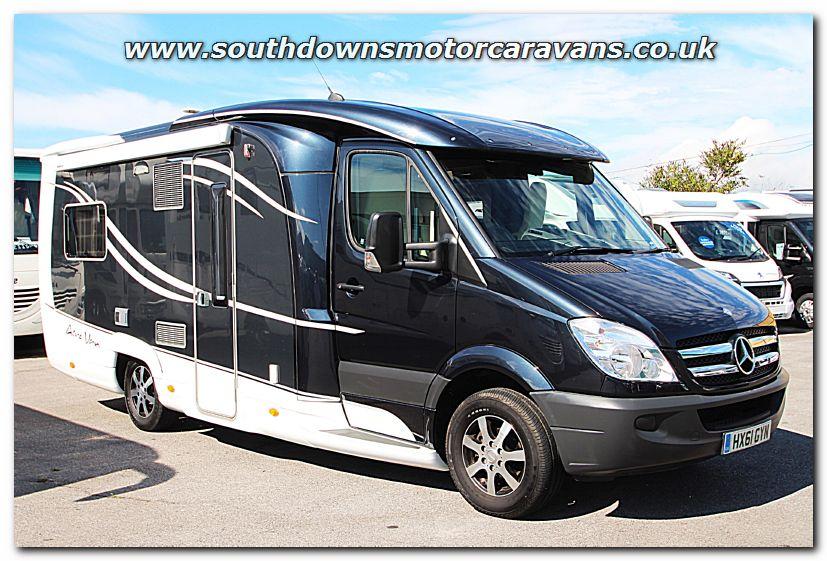 Mercedes Van For Sale >> Southdowns | Used Burstner Aero Van t700 Mercedes Benz 3.0L Automatic Low-Profile Motorhome ...