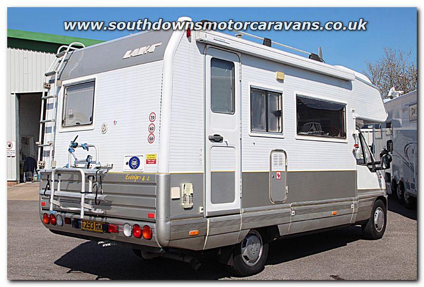 Southdowns used lhd laika ecovip 4l fiat 2 8l coachbuilt for Laika motorhome ecovip