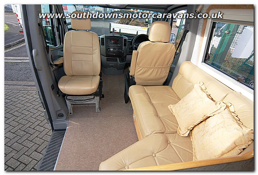 Click To Enlarge The Picture Of Used Devon Sapphire Mercedes Sprinter 315 CDI 22L Automatic