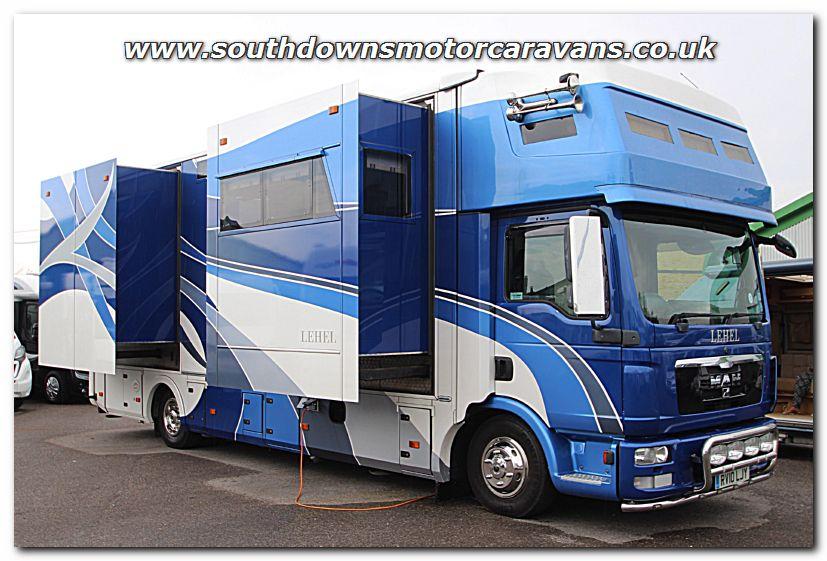 Southdowns   Used Lehel MAN TGL 12.250 6.9L Automatic