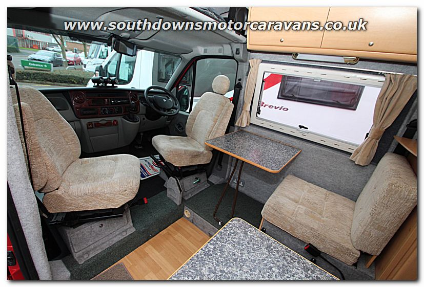 Click To Enlarge The Picture Of Used Devon Monte Carlo Renault Master 25L DCI 120PS