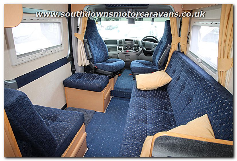 Click To Enlarge The Picture Of Used NU Venture Caletta Citroen Relay Van Conversion Motorhome