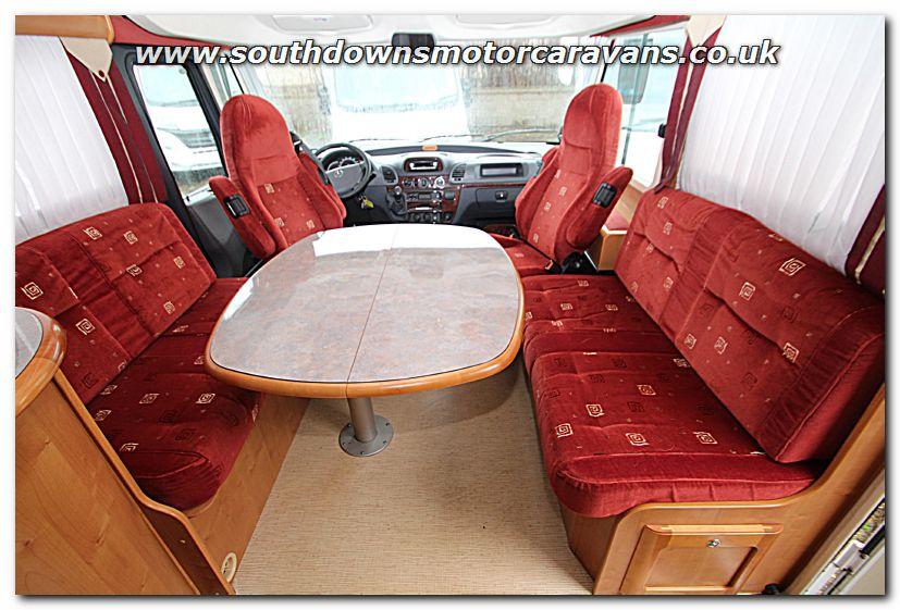 Southdowns Used Lhd Rapido 996m Mercedes Benz 2 7l A