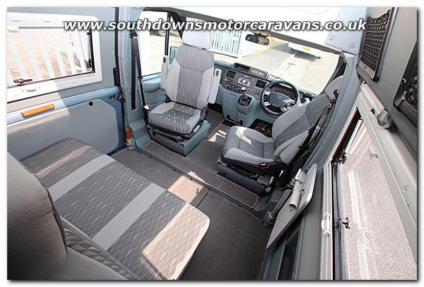 Used Westfalia Big Nugget Ford 2.2L 140 Van