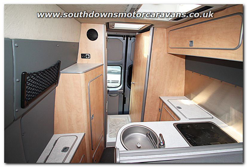 Click To Enlarge The Picture Of Used Westfalia Big Nugget Ford 22L 140 Van Conversion