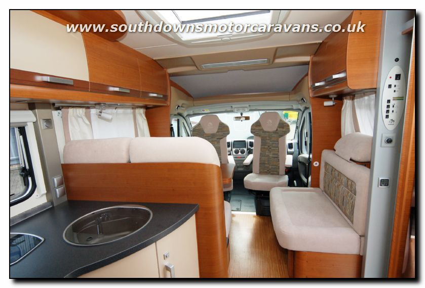 See lots more photo galleries of new and used motorhomes for sale on ...: www.southdownsmotorcaravans.co.uk/stock/2017/new-knaus-sun-ti-650...