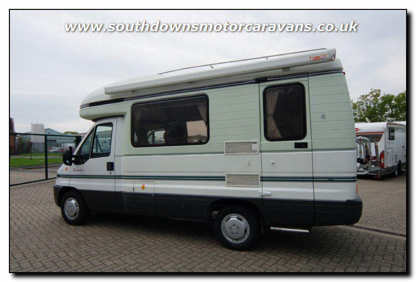 Southdowns Used Autosleeper Executive Motorhome U2032 9