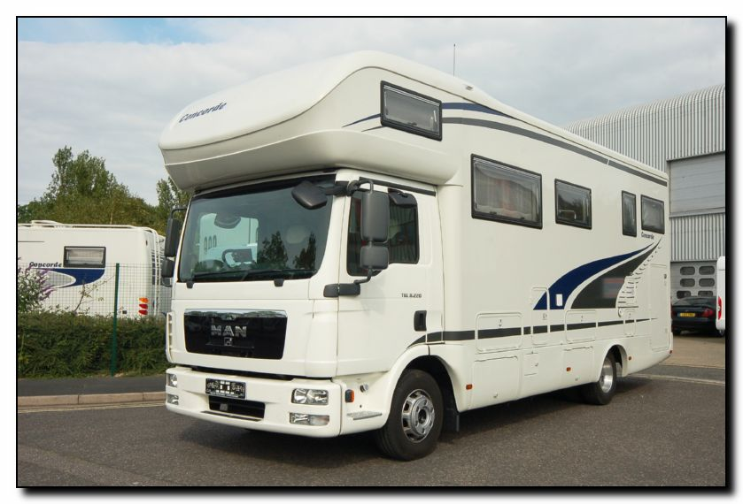 See lots more photo galleries of new and used motorhomes for sale on ...: www.southdownsmotorcaravans.co.uk/stock/2065/new-concorde-cruiser...