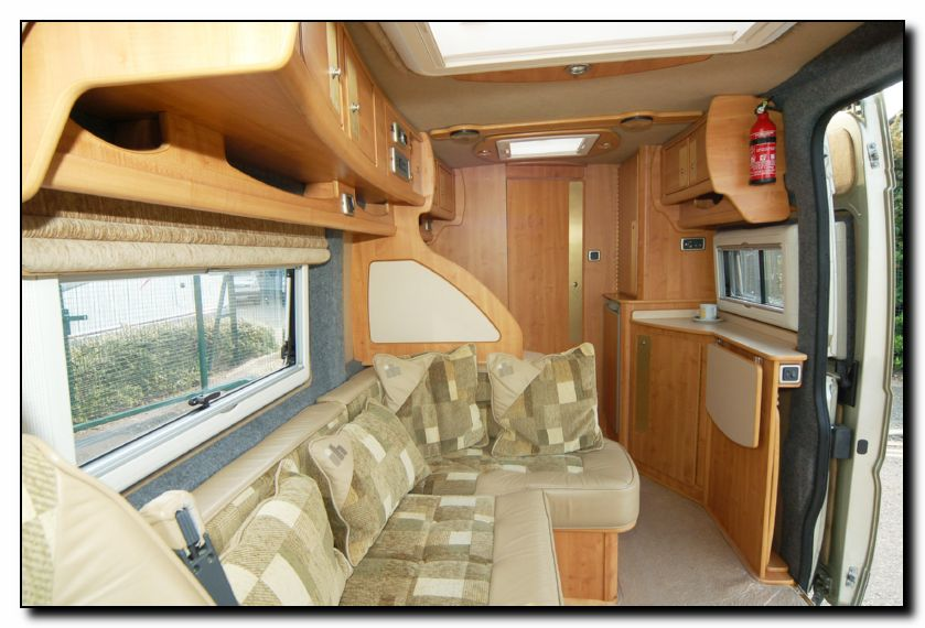 Used Conversion Van Motorhome