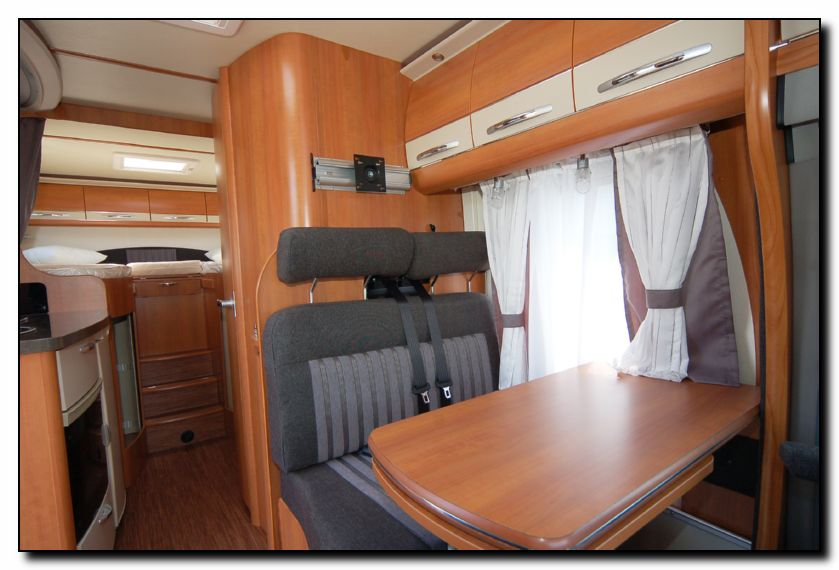 Southdowns new hobby van exclusive tl500 gesc motorhome n2180 22 62 photo gallery