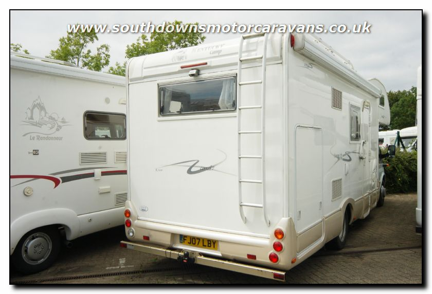 Southdowns Used Kentucky Camp Corral 7 Motorhome U2549 5