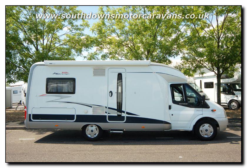 Southdowns New Hobby Siesta 65 Fl Motorhome N2569 6 65