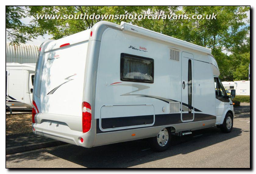 Southdowns New Hobby Siesta 65 Fl Motorhome N2569 7 65