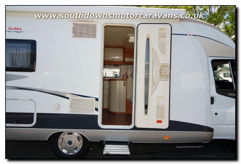 Southdowns New Hobby Siesta 65 Fl Motorhome N2569 15 65