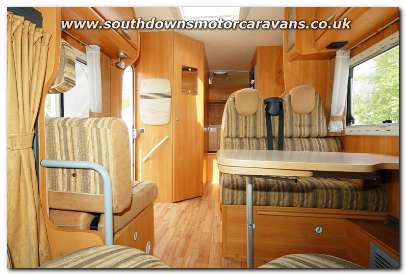 Southdowns Used Chausson Welcome 28 Motorhome U2606