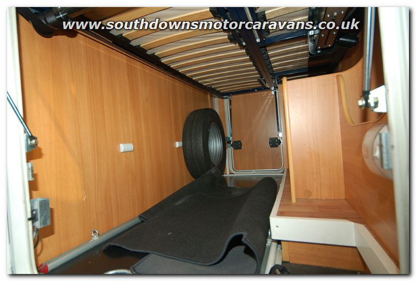 Southdowns | Use Chausson Allegro 94 Motorhome U2641 Photo Gallery