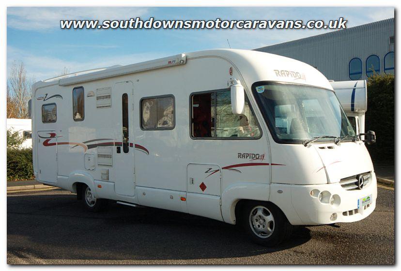Southdowns Use Rapido 997m Motorhome U2688 Photo Gallery