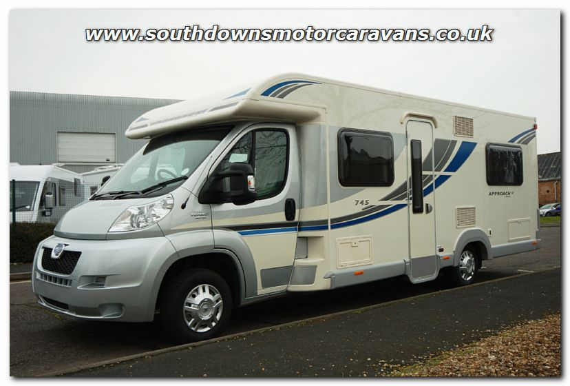 Innovative Southdowns | New 2013 Bailey Approach SE 745 Motorhome N2745 Photo Gallery