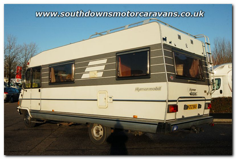 Southdowns | Used Hymer B644 Motorhome for Trade Sale Only ...