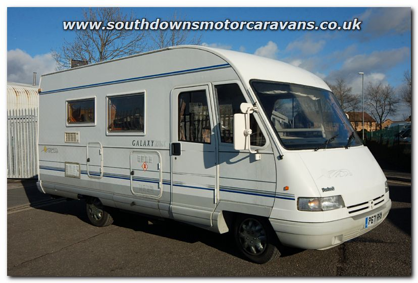 Southdowns Used Pilote Galaxy Motorhome For Trade Sale