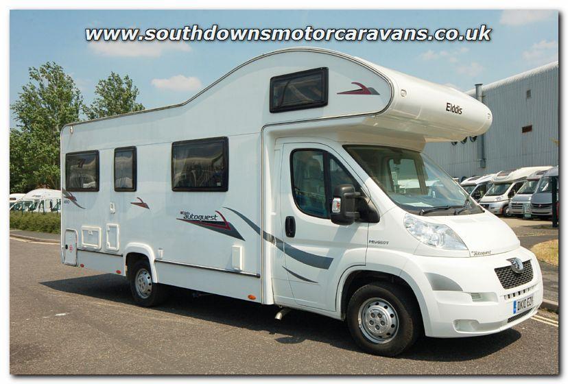 Southdowns Used Elddis Autoquest 180 Motorhome U2913