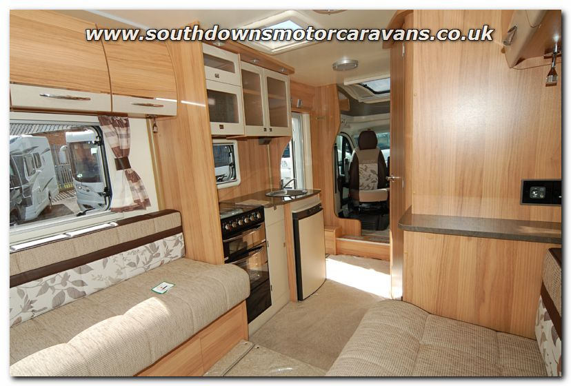 Creative Southdowns | New 2014 Bailey Approach Autograph 625 Motorhome For Sale N2925 Photo Gallery
