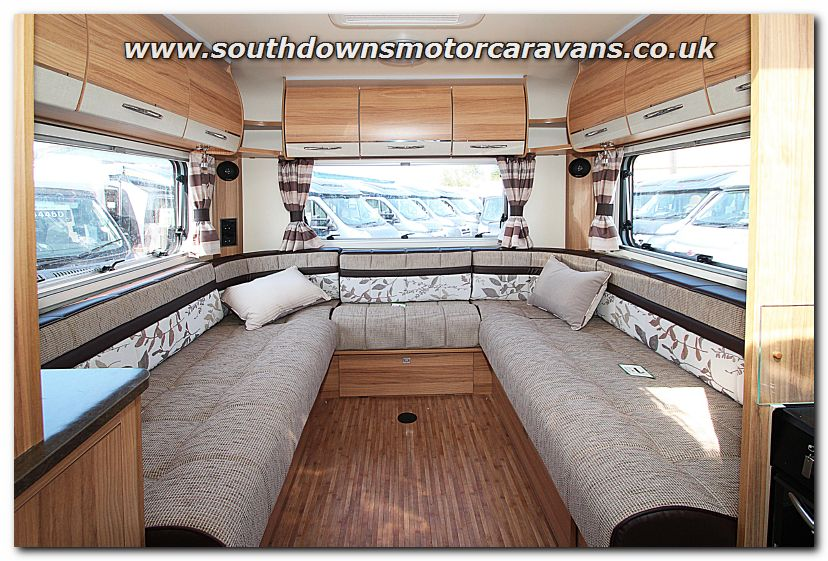 Perfect Southdowns | New 2014 Bailey Approach Autograph 625 Low-Profile Motorhome N2930 Photo Gallery