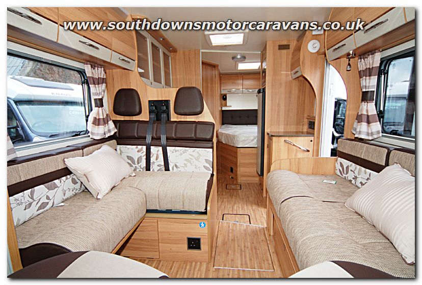 Excellent Southdowns | New 2014 Bailey Approach Autograph 745 Motorhome N2937 Photo Gallery