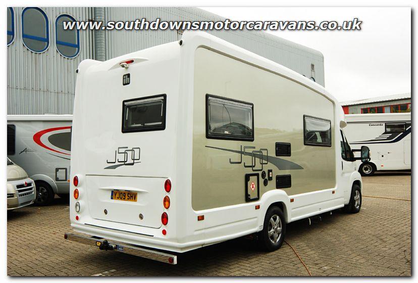 Southdowns Used Ih J500 Van Conversion Motorhome U2948