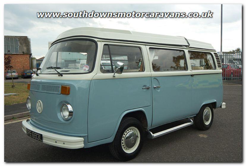 Southdowns Used Vw Camper Van For Sale U2985 Photo Gallery