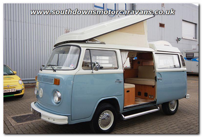used volkswagen camper vans for autos weblog. Black Bedroom Furniture Sets. Home Design Ideas