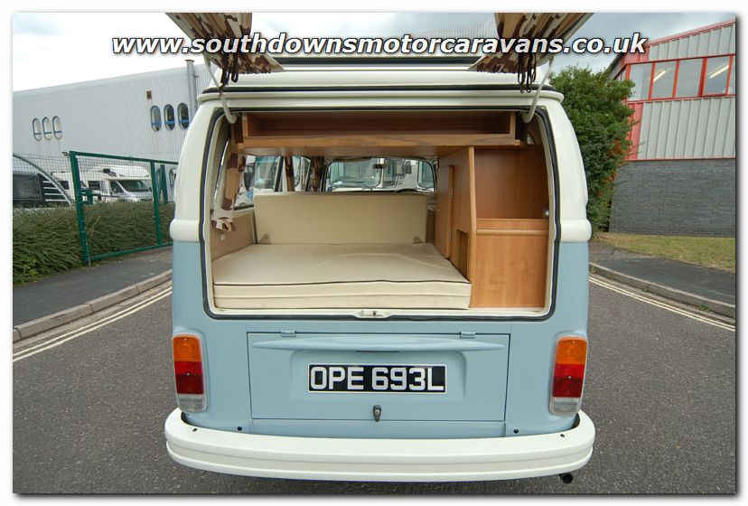 Vw Camper Van For Sale New Used Vw Camper Vans For Sale