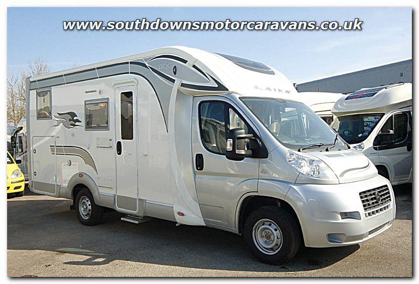 Southdowns new laika ecovip 309 automatic low profile for Laika motorhome ecovip