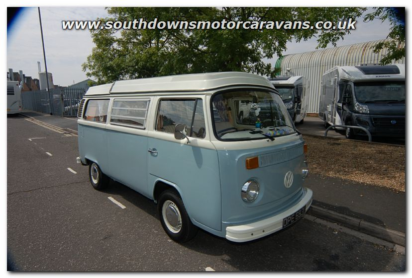 Southdowns Used Vw Camper Van For Sale Photo Gallery