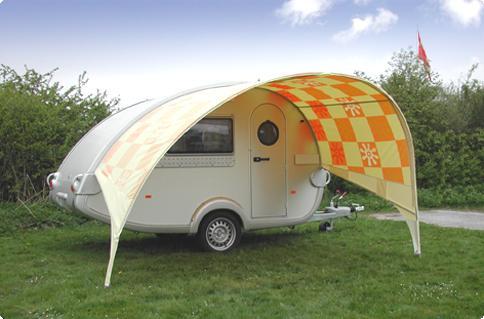 & Southdowns | Tab Caravans T@B Sun Canopy Awning